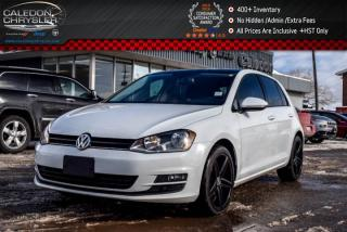 Used 2015 Volkswagen Golf Comfortline|Diesel|Sunroof|Backup Cam|Bluetooth|Heated Front Seats|16