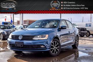 Used 2015 Volkswagen Jetta Sedan Comfortline|Diesel|Sunroof|Backup Cam|Bluetooth|Heated Front Seats|16