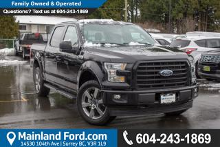 Used 2017 Ford F-150 XLT LOW KMS, ACCIDENT FREE for sale in Surrey, BC