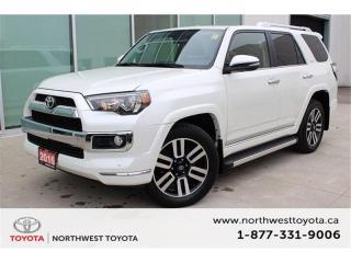 Used 2016 Toyota 4Runner SR5 $268.76 BIWEEKLY | $0 DOWN for sale in Brampton, ON