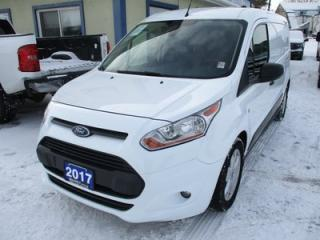 Used 2017 Ford Transit Connect CARGO MOVING XLT MODEL 2 PASSENGER 2.5L - DOHC.. CD/AUX/USB INPUT.. BLUETOOTH SYSTEM.. BACK-UP CAMERA.. for sale in Bradford, ON