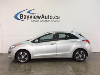 Used 2016 Hyundai Elantra GT- ALLOYS|PANOROOF|HTD STS|NAV|REV CAM|BLUETOOTH! for sale in Belleville, ON