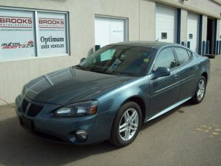 Used 2006 Pontiac Grand Prix GT for sale in Brooks, AB