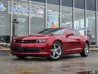 Used 2015 Chevrolet Camaro 1LT COUPE for sale in Scarborough, ON