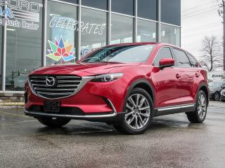 Used 2017 Mazda CX-9 GT/ NEW CAR RATES/ FINANCE 0%... WITH 4 WINTER TIRES for sale in Scarborough, ON
