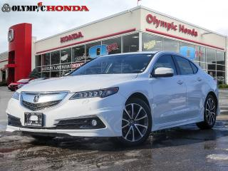 Used 2015 Acura TLX Elite AWD for sale in Guelph, ON