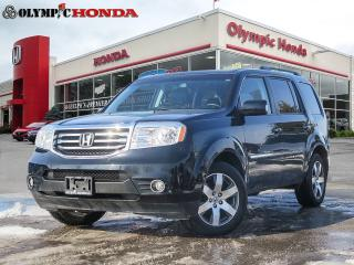 Used 2014 Honda Pilot Touring for sale in Guelph, ON
