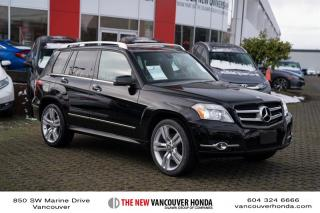Used 2011 Mercedes-Benz GLK350 SUV for sale in Vancouver, BC