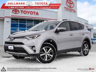 Used 2016 Toyota RAV4 AWD XLE for sale in Mono, ON