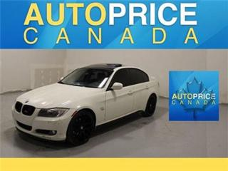 Used 2011 BMW 328xi MOONROOF LEATHER NAVIGATION for sale in Mississauga, ON