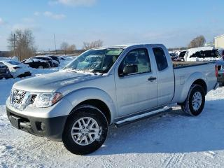 Used 2017 Nissan Frontier S RWD w/keyless,running boards,cruise,bluetooth for sale in Cambridge, ON