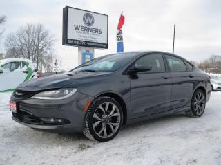 Used 2015 Chrysler 200 S | AWD for sale in Cambridge, ON