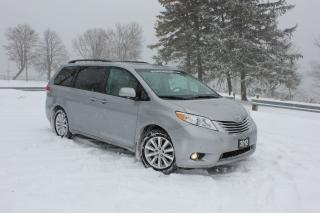 Used 2012 Toyota Sienna XLE for sale in Oshawa, ON