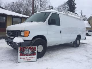 Used 2005 Ford E-250 for sale in Glencoe, ON