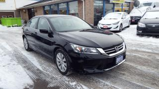 Used 2013 Honda Accord LX/AUTO/ALLOY/BACKUP CAMERA/BLUETOOTH/ $$11500 for sale in Brampton, ON