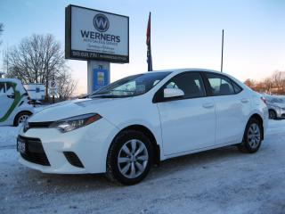 Used 2015 Toyota Corolla for sale in Cambridge, ON