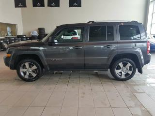 Used 2017 Jeep Patriot Sport/North - Heated Leather, Sunroof + Media Inputs! for sale in Red Deer, AB