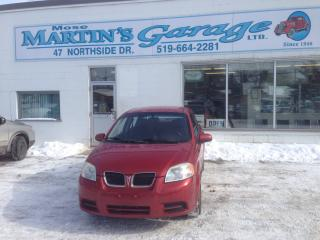 Used 2008 Pontiac Wave Base for sale in St Jacobs, ON