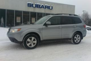 Used 2010 Subaru Forester TOURING for sale in Minden, ON