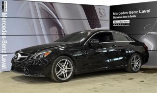 Used 2014 Mercedes-Benz E350 Awd Coupe Amg Sport for sale in Laval, QC