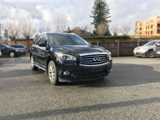 Used 2013 Infiniti JX35 for sale in Surrey, BC