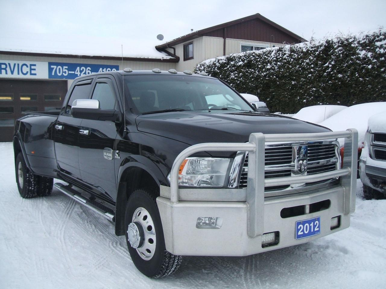 Photo of Black 2012 Dodge Ram 3500
