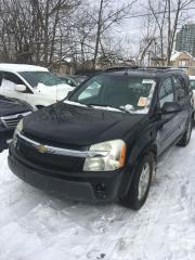 Used 2006 Chevrolet Equinox LT for sale in Brampton, ON