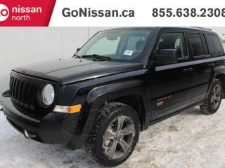 Used 2016 Jeep Patriot Sport/North 4dr 4x4 for sale in Edmonton, AB