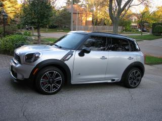 Used 2014 MINI Cooper Countryman John Cooper Works for sale in Scarborough, ON