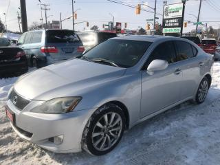 Used 2007 Lexus IS 250 AWD l Paddles l No Accidents for sale in Waterloo, ON