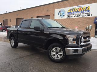 Used 2017 Ford F-150 XLT - CREW CAB - 4WD - $0 DOWN $271 BI WEEKLY -23K for sale in Aurora, ON