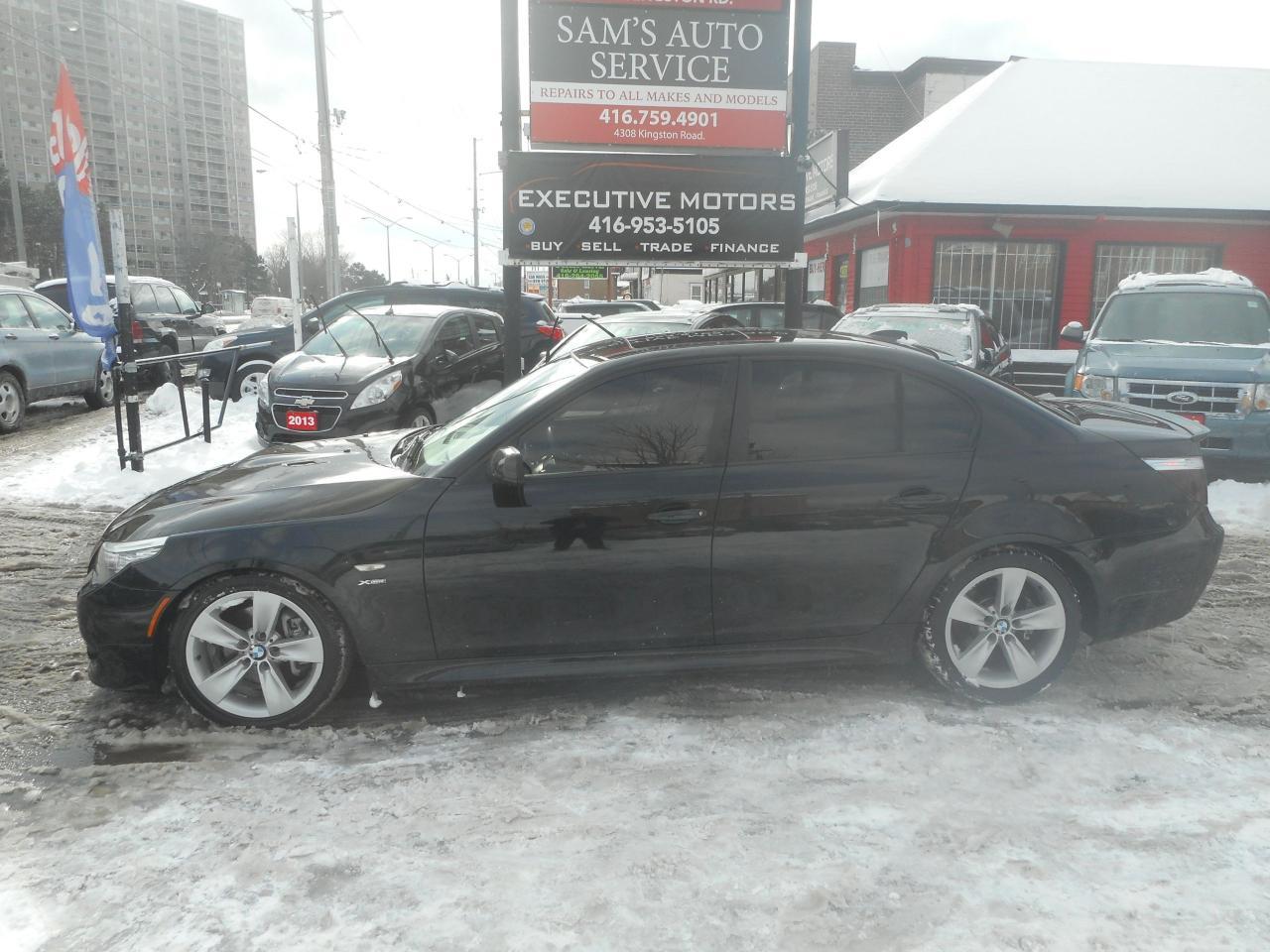 2009 BMW 525xi TASTEFULLY UPGRADED