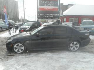 Used 2009 BMW 525xi TASTEFULLY UPGRADED for sale in Scarborough, ON