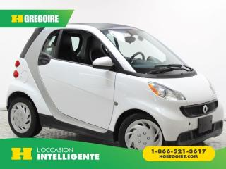 Used 2015 Smart fortwo PURE ANC CH. À/C for sale in St-Léonard, QC