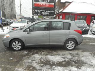 Used 2008 Nissan Versa LOW KM SUPER CLEAN for sale in Scarborough, ON