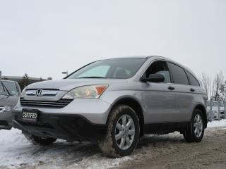 Used 2009 Honda CR-V EX AWD / ONE OWNER / ACCIDENT FREE for sale in Newmarket, ON