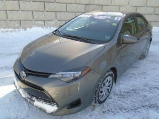 Used 2017 Toyota Corolla LE for sale in Fredericton, NB