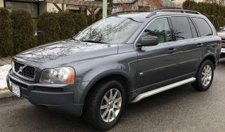 Used 2006 Volvo XC90 2.5L 5 cylinder for sale in Kelowna, BC