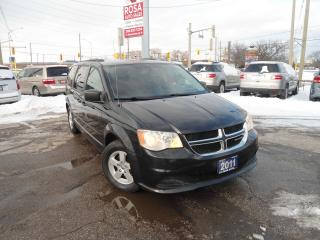 Used 2011 Dodge Grand Caravan STOW&GO BLUETOOTH DVD BACKUP CAM P SLIDING P GATE for sale in Oakville, ON
