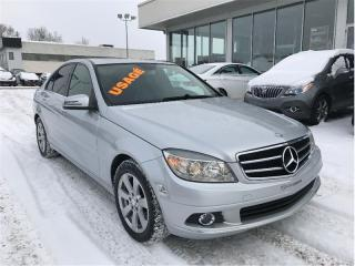 Used 2010 Mercedes-Benz C250 AWD for sale in Levis, QC