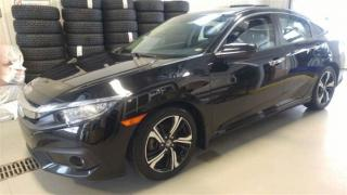 Used 2016 Honda Civic Touring Turbo for sale in Gatineau, QC