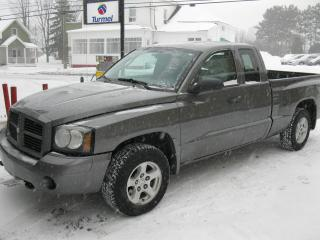 Used 2007 Dodge Dakota Cabine Club 4 RM, 131,3 po ST for sale in St-Martin, QC