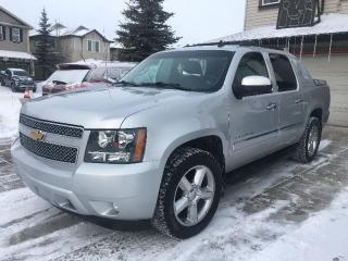 Used 2012 Chevrolet Avalanche LTZ for sale in Calgary, AB