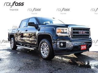 Used 2015 GMC Sierra 1500 SLE Kodia Edt. 5.3L 18 Whls for sale in Thornhill, ON