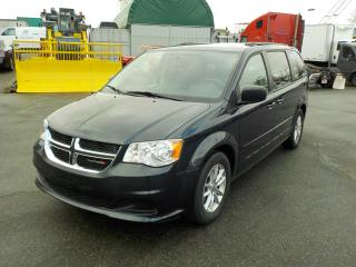Used 2013 Dodge Grand Caravan SXT Stow N' Go 7 Passenger for sale in Burnaby, BC