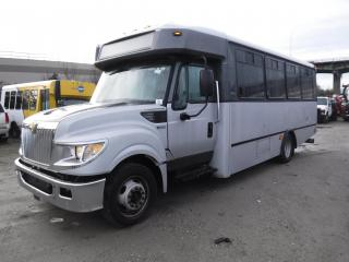Used 2013 International 3000 22 Passenger Bus Diesel with Wheelchair Accessibility for sale in Burnaby, BC