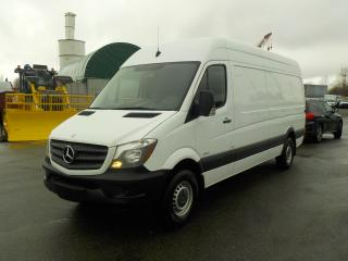 Used 2014 Mercedes-Benz Sprinter 2500 High Roof 170-in. WB Cargo Van Diesel for sale in Burnaby, BC