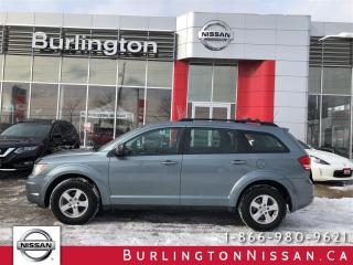 Used 2010 Dodge Journey SE, ACCIDENT FREE, 1 OWNER ! for sale in Burlington, ON