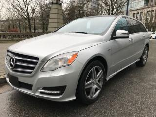Used 2012 Mercedes-Benz R-Class .................SOLD........................ for sale in Vancouver, BC