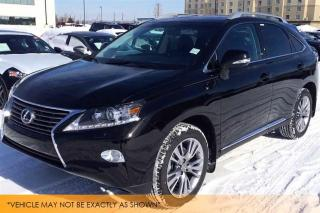 Used 2014 Lexus RX 350 Touring AWD Navi BSM Cam Park for sale in Winnipeg, MB